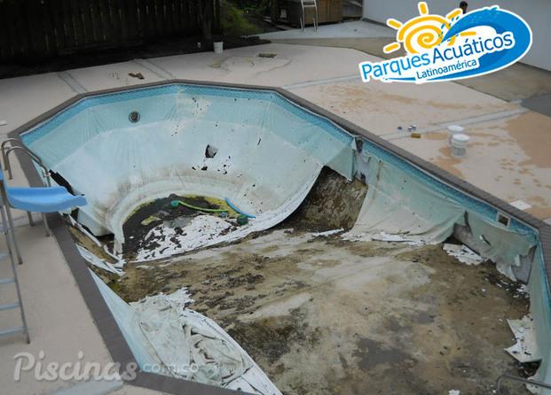 Parques acu ticos for Diseno y construccion de piscinas en colombia