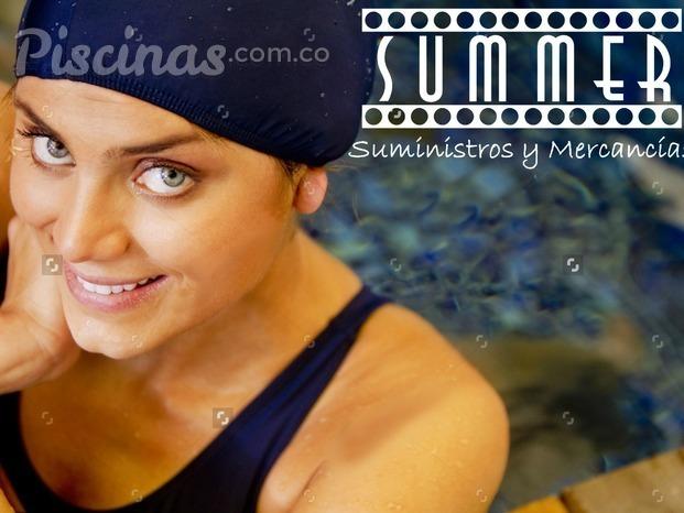 Gorros para piscina summer suministros y mercanc as - Gorros para piscina ...